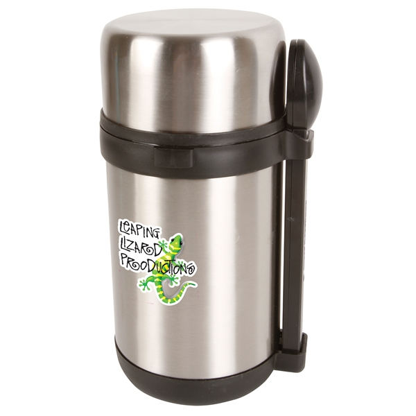 Item #227441 1.5L Food Container - Stainless Steel (1.6 Qt)