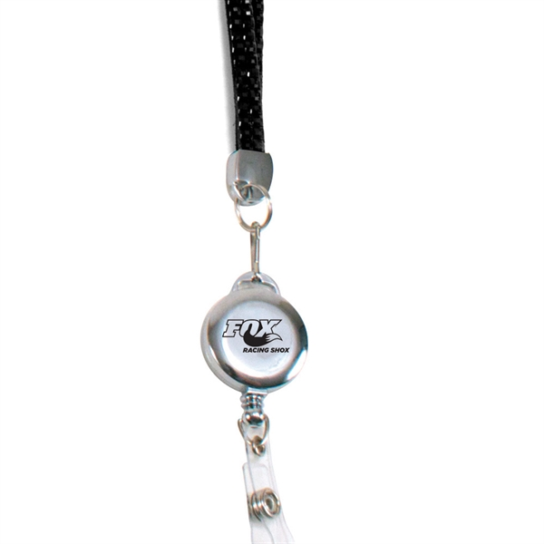 Item #42905 Blingyard with Retractable Badge Holder