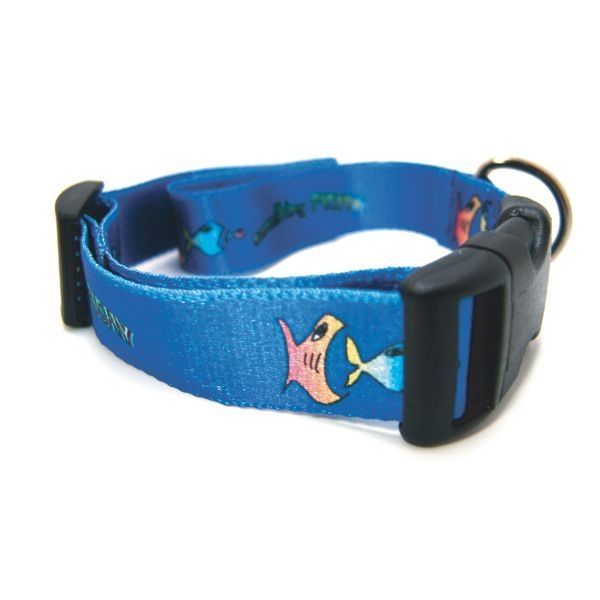 Item #COLR-SUB Digitally Sublimated Pet Collar