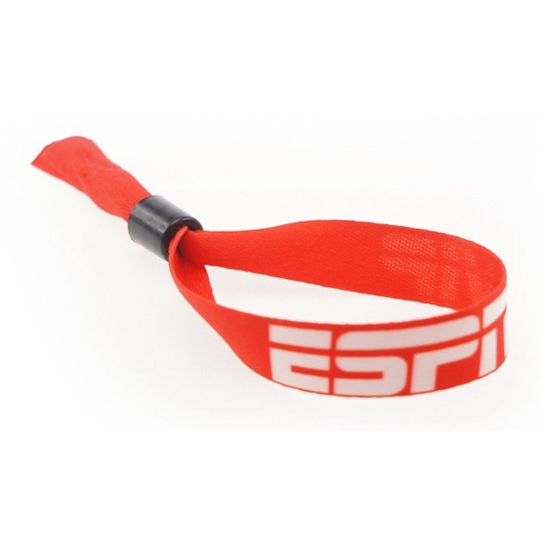 Item #EVENT-SUBL Sublimated Event Wristband