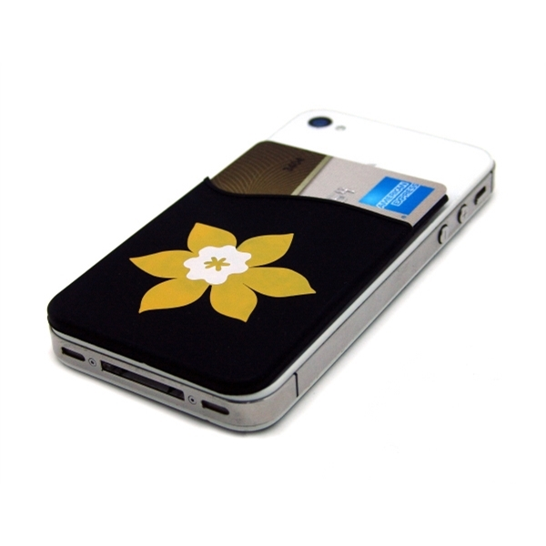 Item #SILIWALLET-FC Full Color Smart Phone Wallet