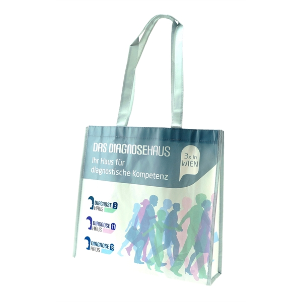Item #BGFCT1213 Non-Woven Full Color Tote Bag