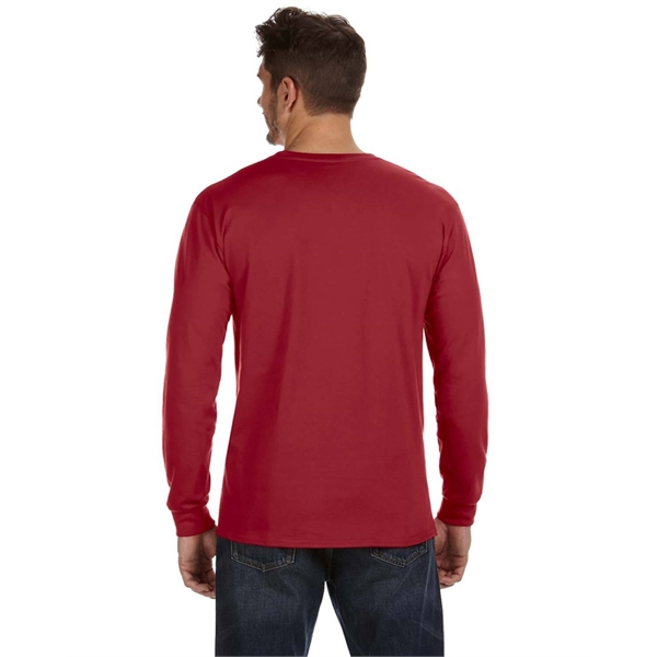 Anvil R Adult Midweight Long Sleeve T Shirt Item