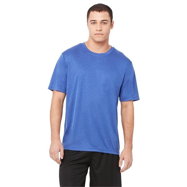 Alo r unisex performance short sleeve t shirt item for Custom printed performance shirts