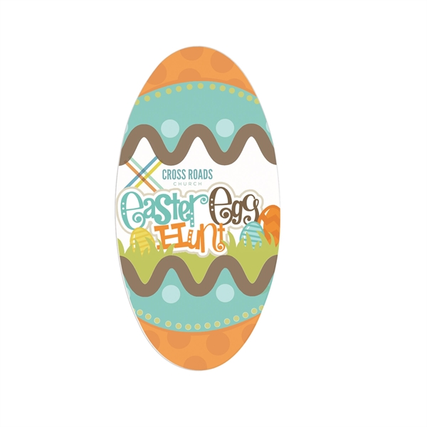 Item #523602 Easter Egg Shaped Emery Board