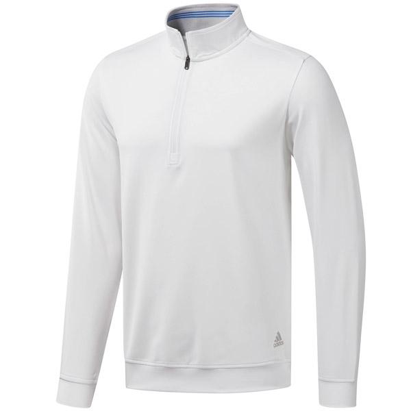 d39517f37b50e6 Adidas Classic Club 1 4 Zip Sweatshirt - Item  DQ2424 - ImprintItems ...