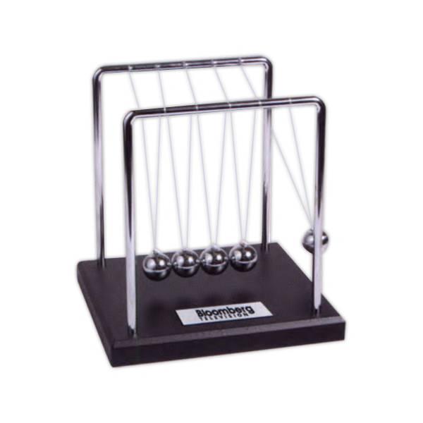 Item Ad 576 Newton S Action Reaction Pendulum Desk Toy