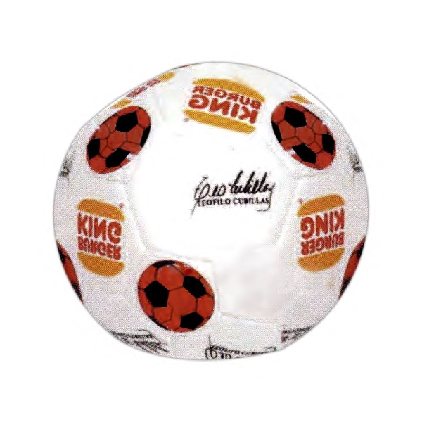 Item #AD-SOC-OF Rubber soccer ball