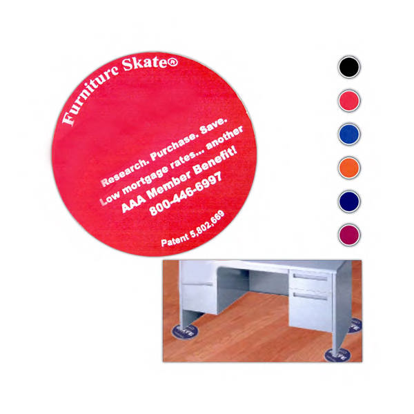 Item #5 Skate Furniture Skates Allow You To Move Heavy Furniture Without  Scratching Floors.