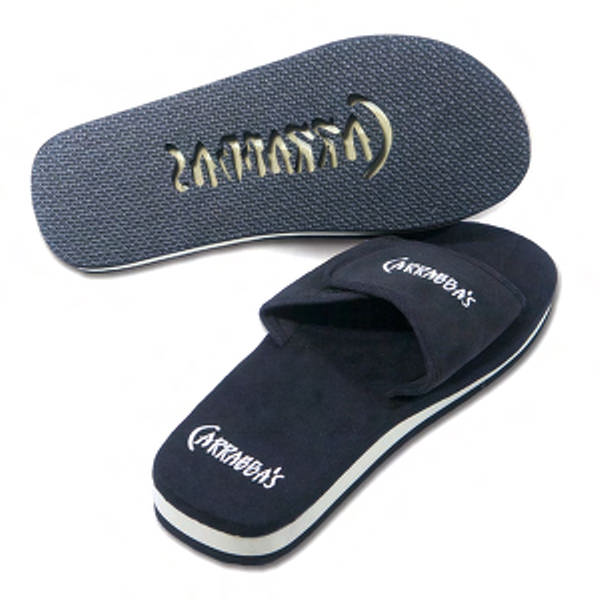 Item #S-101U Daytona Ultra - Our luxury ultra suede slipper style sandal is the perfect choice for spas.