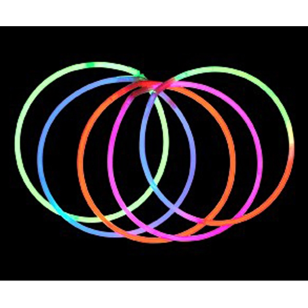 Item #PARTY GLOW 500 Light Up Glow Necklace - E500