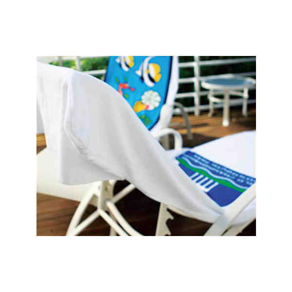 Item #LOUNGE Lounge chair cover.