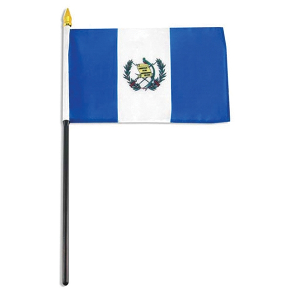 Item #Flag 4x6 GUAT Country Flag