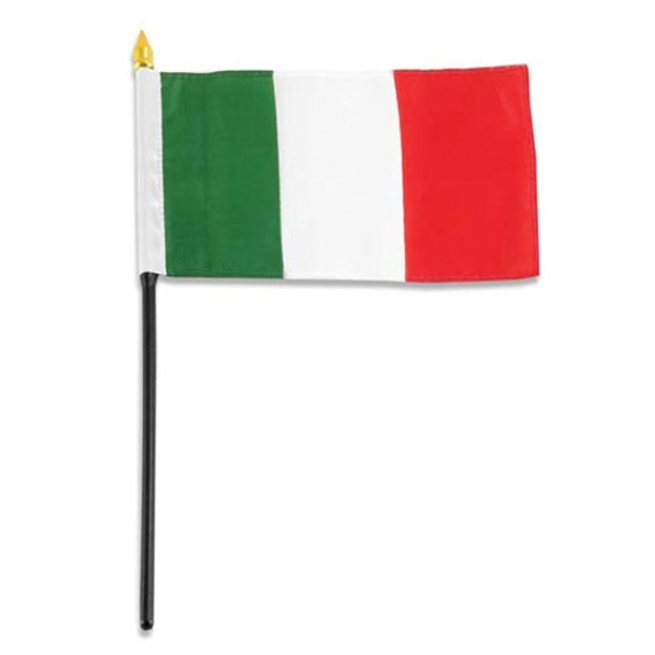 Item #Flag 4x6 ITALY Country Flag