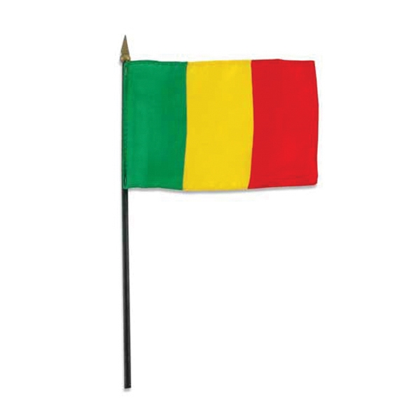 Item #Flag 4x6 MALI Country Flag