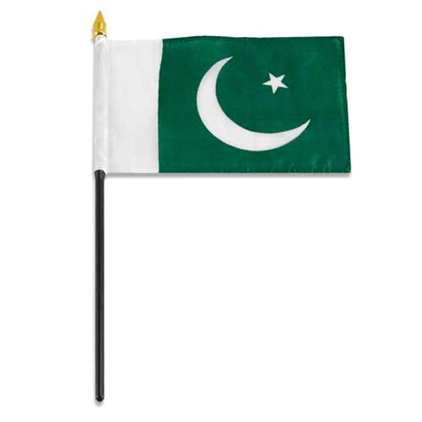 Item #Flag 4x6 PAKI Country Flag