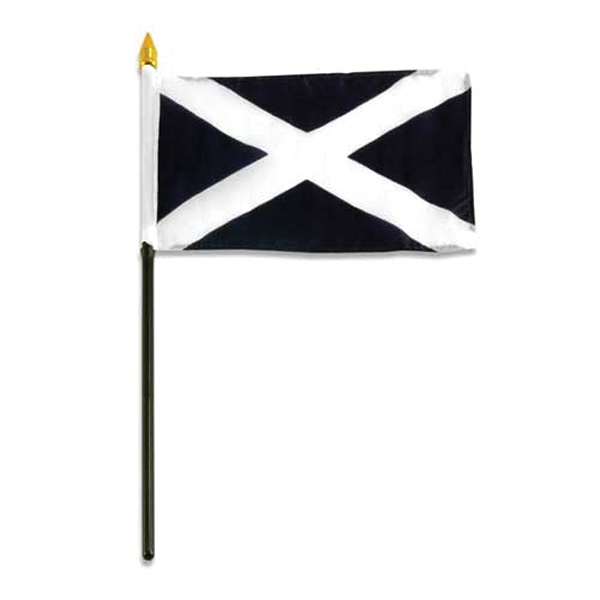Item #Flag 4x6 SCOTS Country Flag