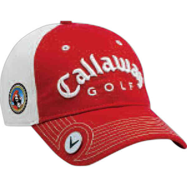 Item  GHCM Callaway Magna - Golf hat with magnetic ball marker and side  embroidery. 7cdf93ca7ea