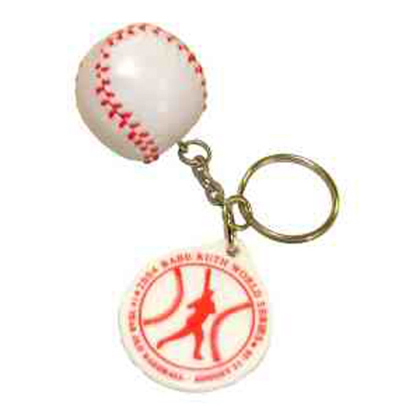 Item #KEY 601 SPORTS Baseball Key Holder - E601
