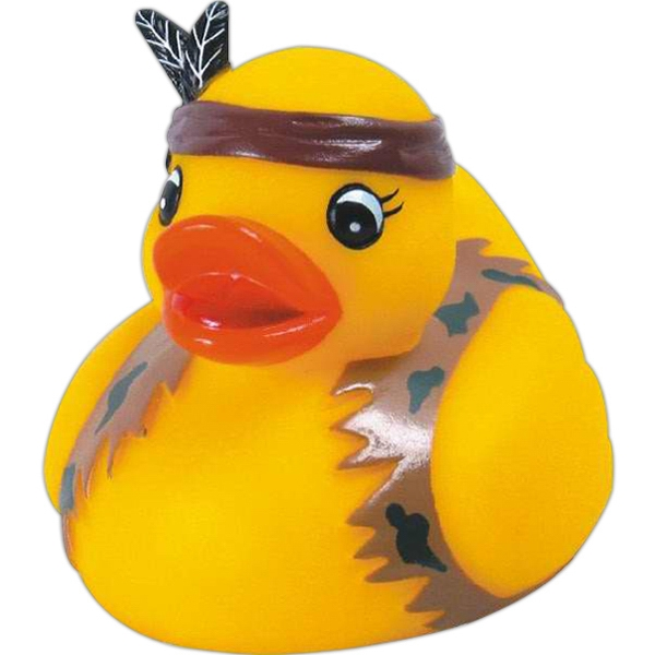 Item #AD-0008 Rubber Indian duck