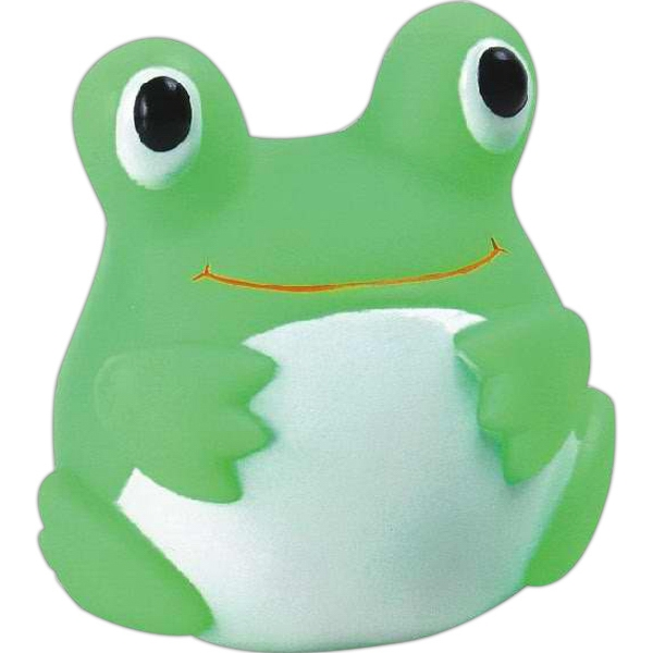 Item #AD-1017 Rubber fat belly frog