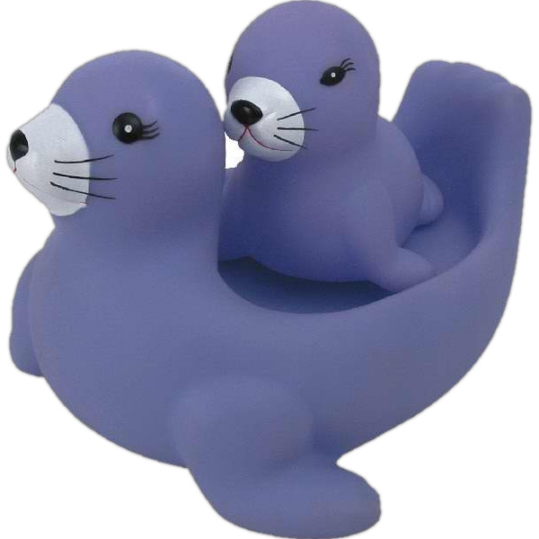 Item #AD-3062 Sea lion family toy