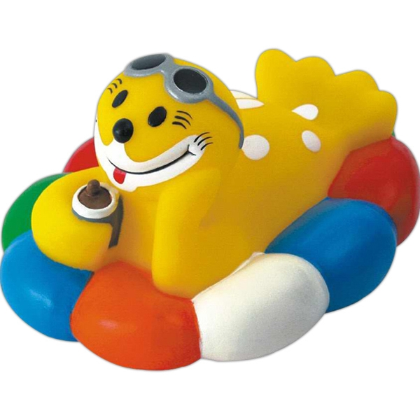 Item #AD-1051 Rubber sea lion float
