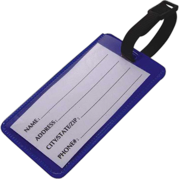 Item #AD-5069 Luggage Tag