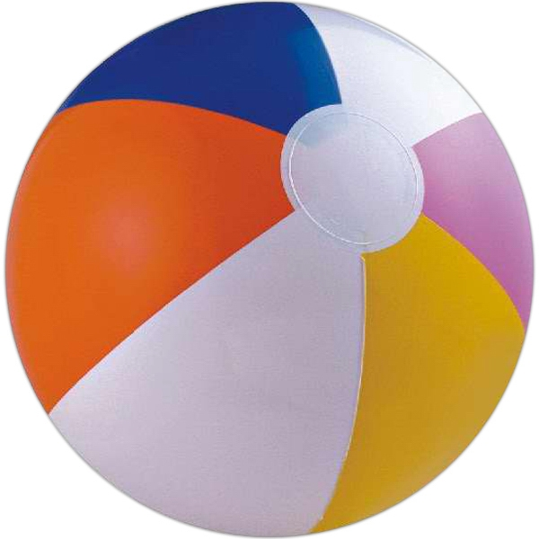 Item #AB-1003PWOB Multi-color beach ball