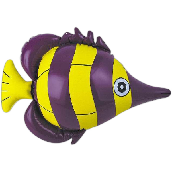 Item #AB-1102 Inflatable fish