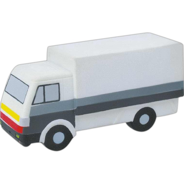 Item #SB-0030 Truck shaped stress reliever