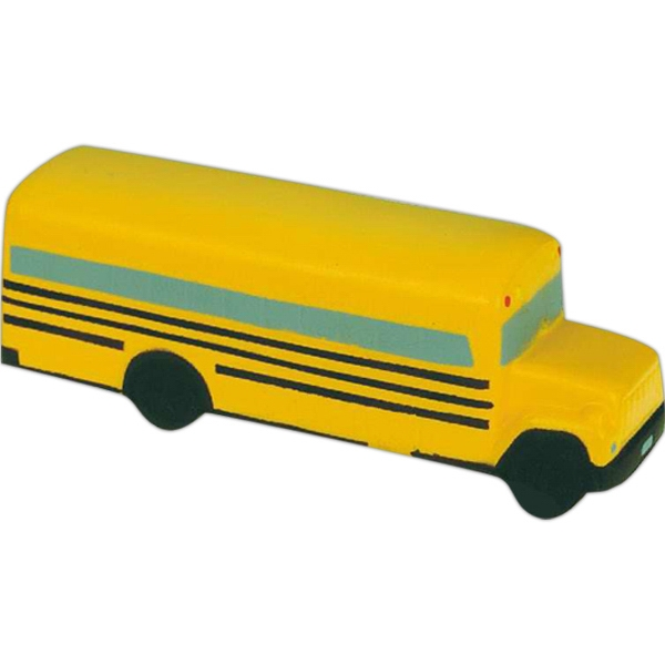Item #SB-8055 School bus stress reliever