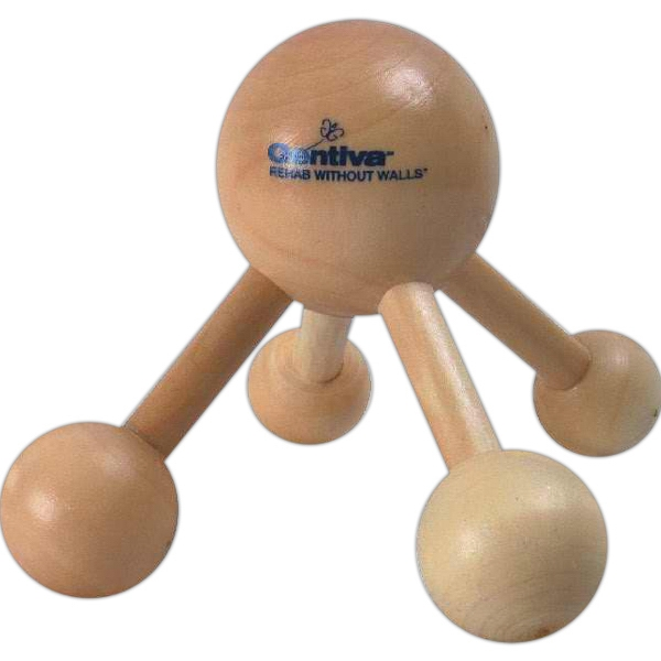 Item #AM-0001 Wooden massager