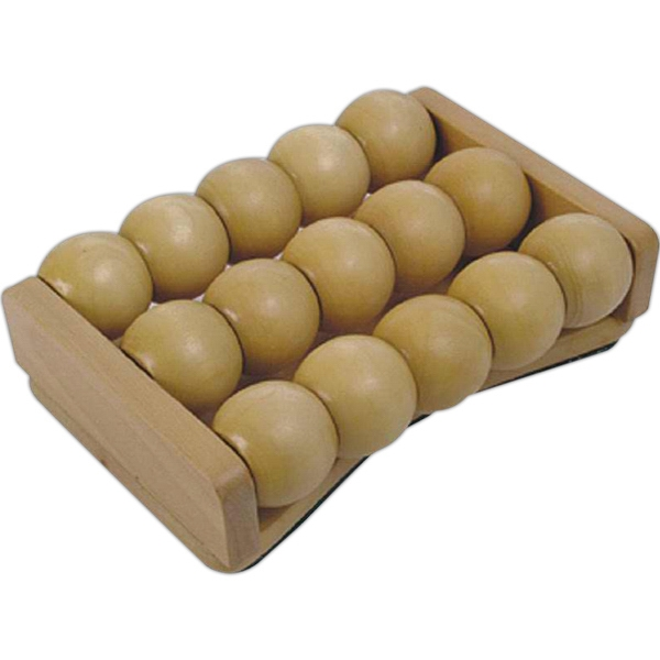 Item #AM-0008 Wooden massager