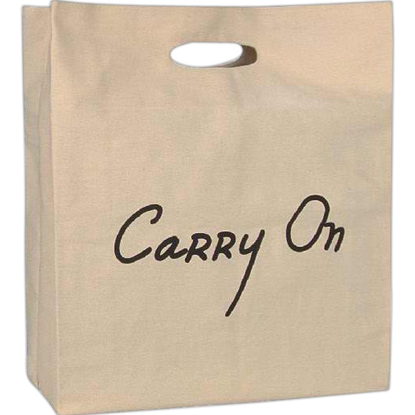 Item #AW-330 Canvas tote bag