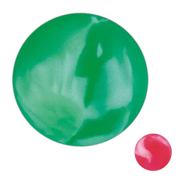 Rubber super ball