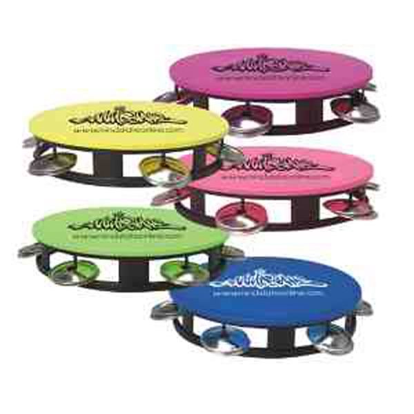 Item #MUSIC 646 Musical Tambourine Fun Noisemaker - E646