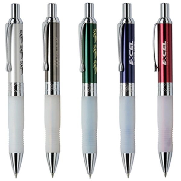 Item #PK-504 Metal Click Action Ballpoint Pen