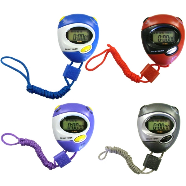 Item #STOPWATCH 905 Digital Stopwatch