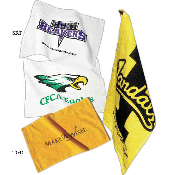 Personalized Spirit Towels: Blank. Not Printed Spirit Towels, Economical