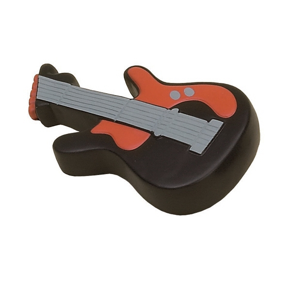 Item #EGT-10 Electric Guitar Shaped Stress Reliever