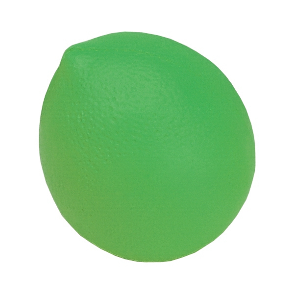 Item #FL-09 Lime Shaped Stress Reliever