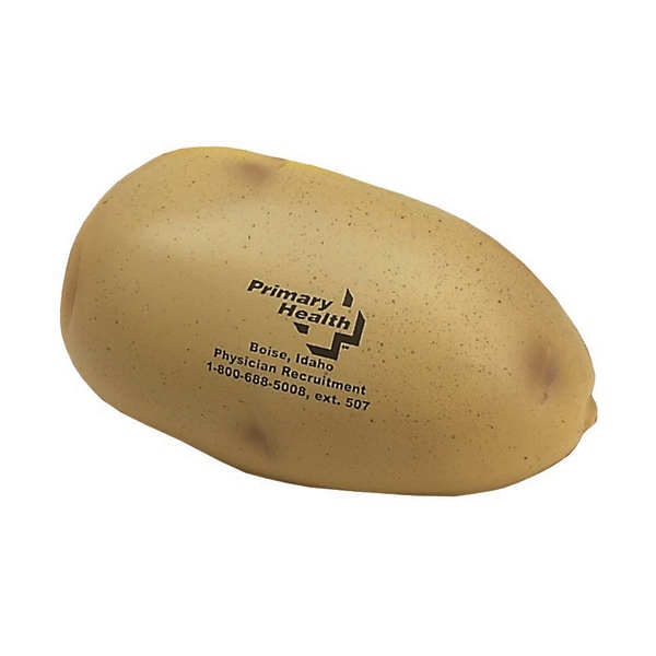 Item #FPT-19 Potato Shaped Stress Reliever