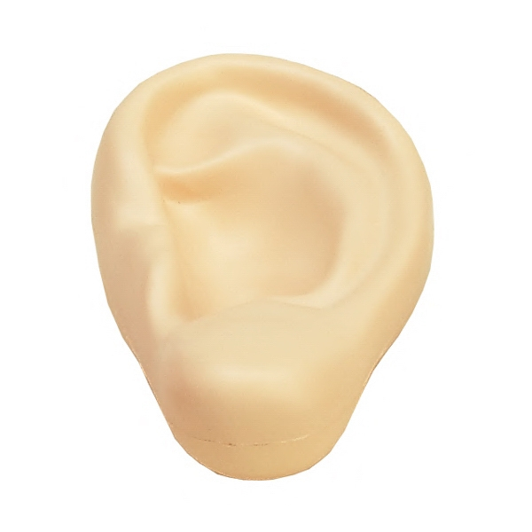 Item #HE-15 Ear Shaped Stress Reliever