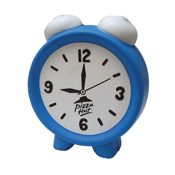 Item #MAC-23 Alarm Clock Shaped Stress Reliever