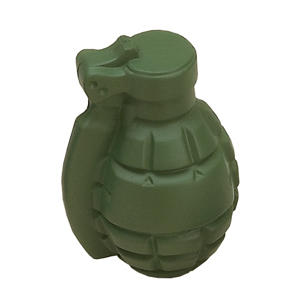 Item #MG-25 Grenade Shaped Stress Reliever