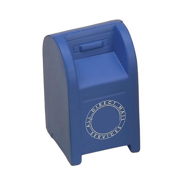 Item #MMB-03 Mailbox Shaped Stress Reliever