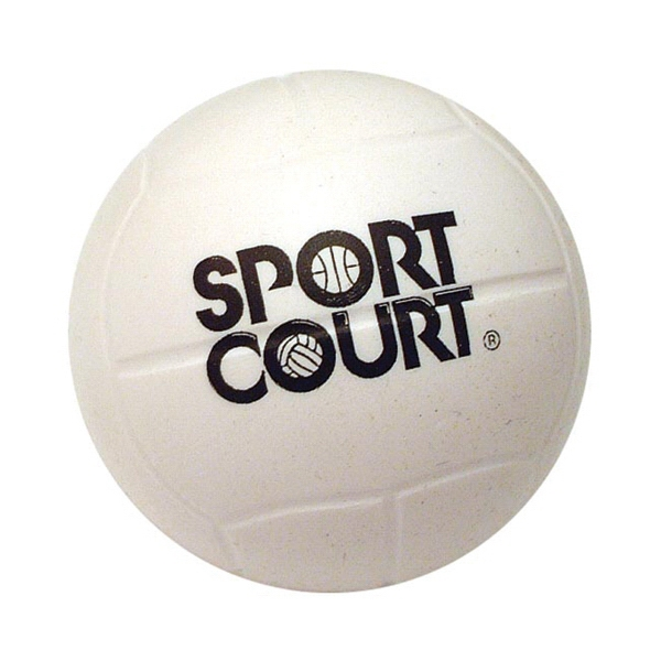 Item #SV-10 Volleyball Shaped Stress Reliever