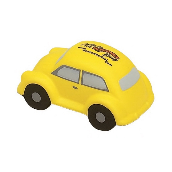 Item #TVB-07 Classic Car Shaped Stress Reliever