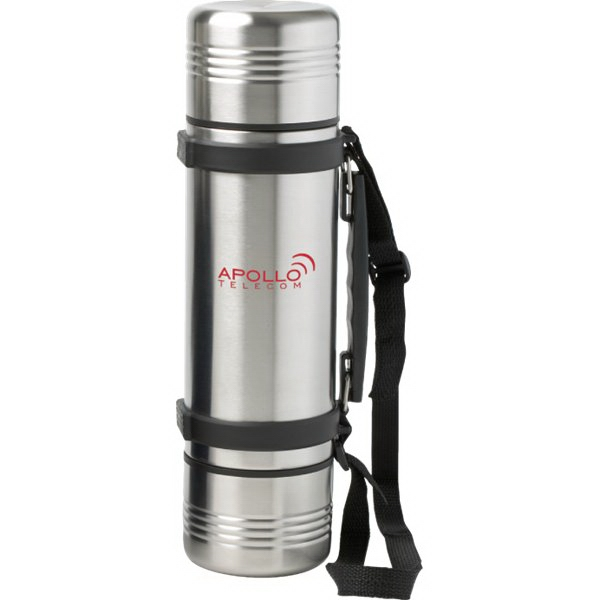 Item #SL56SS 34 oz. Orion 3-in-1 Vacuum Insulated Bottle